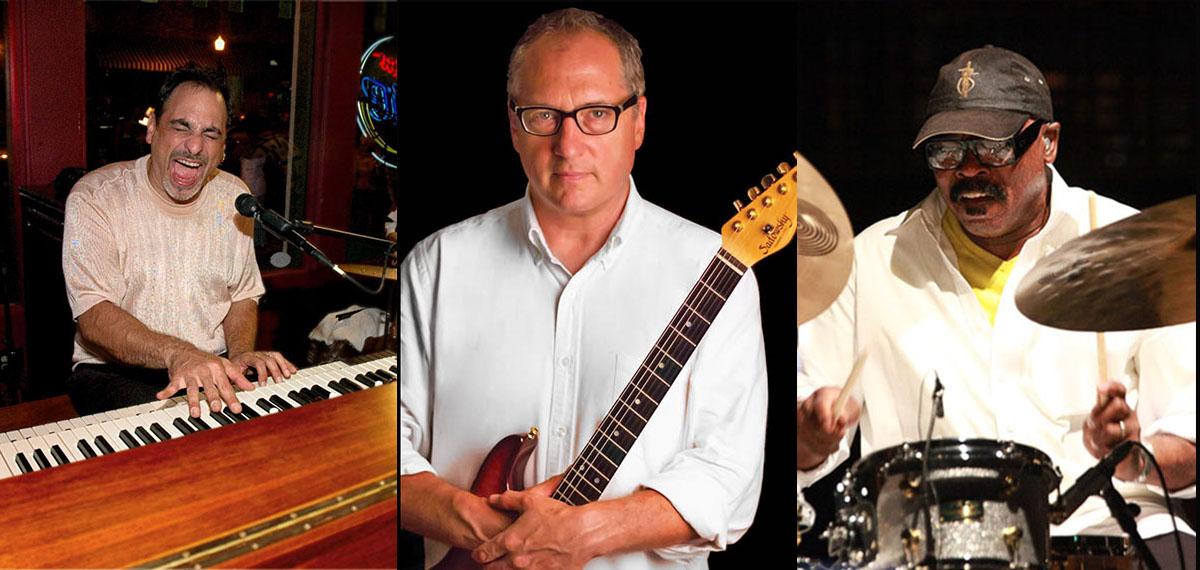 Tony Monaco + Chuck Loeb + Harvey Mason
